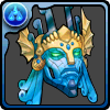 青の神仮面