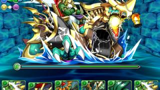 【パズドラ】海賊龍の潜窟(碧の海窟)攻略ノーコンパーティ