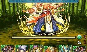 【パズドラ】「聖獣達の楽園」チャレンジモード(チャレモ)攻略パーティ