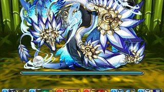 【パズドラ】「藍海の転界龍」スキル上げ一覧・周回効率まとめ