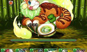 【パズドラ】「緑の丼龍」スキル上げ一覧・周回効率まとめ
