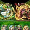 【パズドラ】「木と焔の鉄星龍」高速周回テンプレパーティ