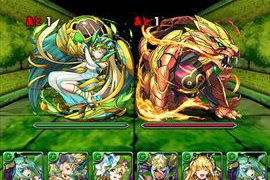 【パズドラ】「木と焔の鉄星龍」Sランク攻略パーティまとめ