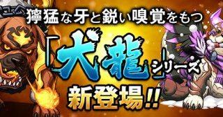 【パズドラ】犬龍シリーズスキル上げ一覧