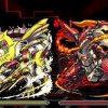 【パズドラ】「火と光の機甲龍」Sランク攻略パーティ