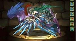 【パズドラ】闇アテナパーティの最強テンプレ