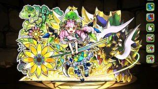 【パズドラ】木コットンパーティの最強テンプレ