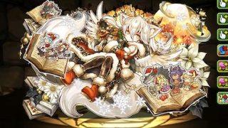 【パズドラ】クリスマスイルミナパーティの最強テンプレ