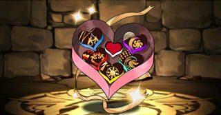 【パズドラ】「光バレンタインチョコレート」のアシスト評価と使い道・入手方法